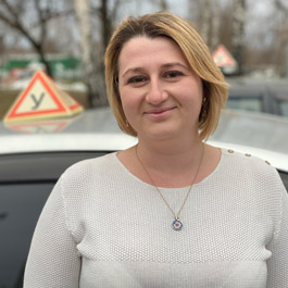 Автоинструктор Протопопова Любовь Александровна